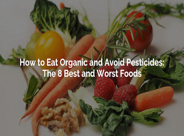 Avoid Dangerous Pesticides: The 8 Best and Worst Foods to Eat Organic