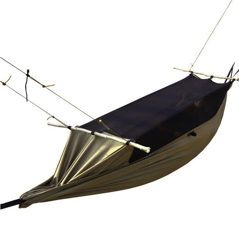 Outdoor Portable Mosquito Survivor Hammock Tent
