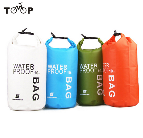 10L Ultralight Waterproof Dry Bag for Travel Drifting Kayaking Swimming and Camping