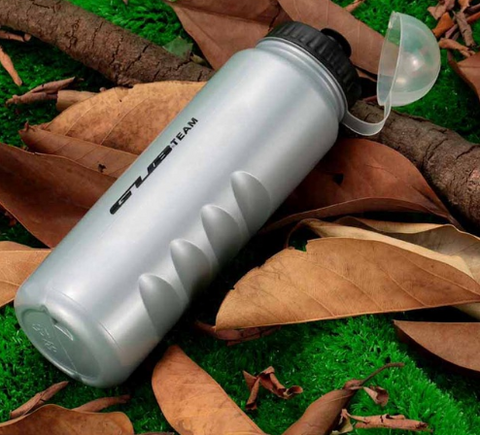 1000ML Sports Water Bottle with Straw Lid & Dust Cover