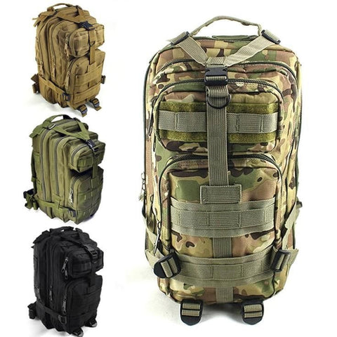 The Ultimate Outdoor Military Tactical Backpack