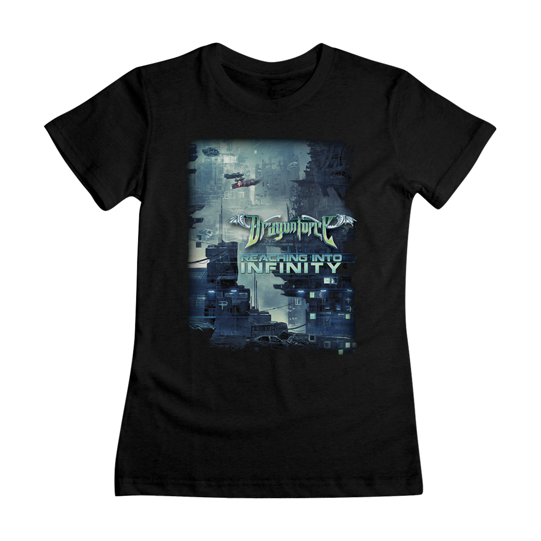 Future City Women's T-Shirt