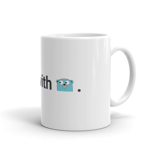 Made with Go Mug