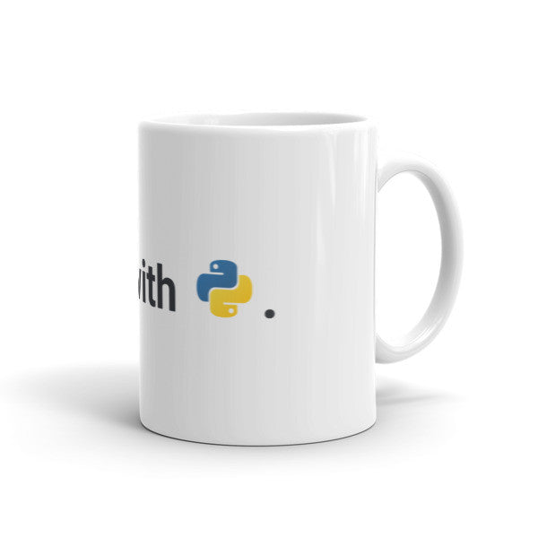Made with Python Mug