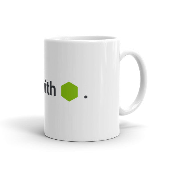 Made with Node Mug