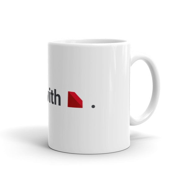 Made with Ruby Mug