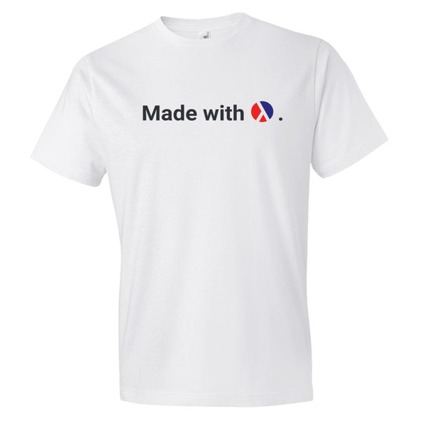 Made with Racket Tee