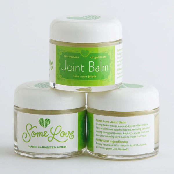 All-natural Ingredient List for Herbal Pain-Relief Joint Balm