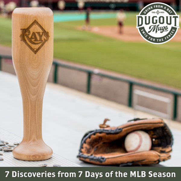 7 Discoveries From 7 Days of the MLB Season - Thursday Thoughts