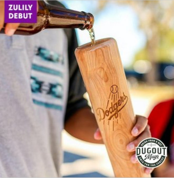 Dugout Mugs Featured On Zulily