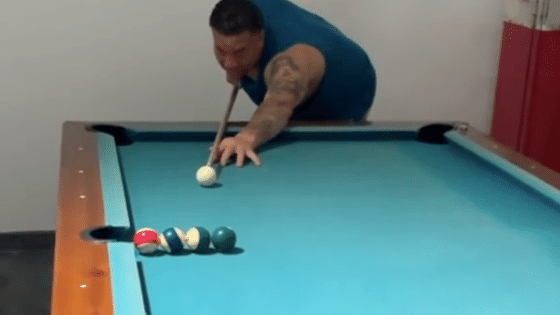 Bartolo Colon: The Legend Continues with this Savage Trick Shot