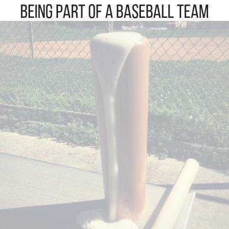 5 Overlooked Aspects of being part of a Baseball Team
