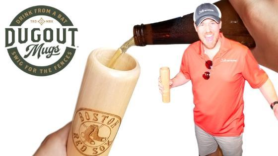 Baseball Bat Mugs | Dugout Mugs