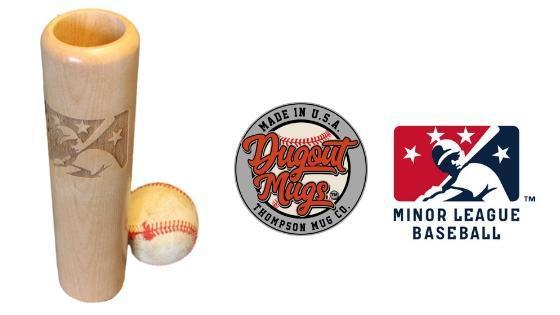 Minor League Baseball and Thompson Mug Co. Team Up | Bat Mug