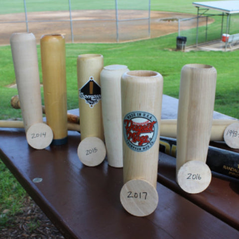 Dugout Mugs Over The Years
