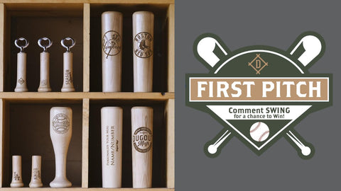 First Pitch Giveaway