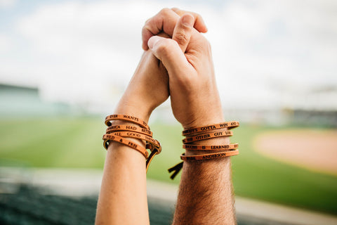 Game Day Bracelets By Game Day Feels
