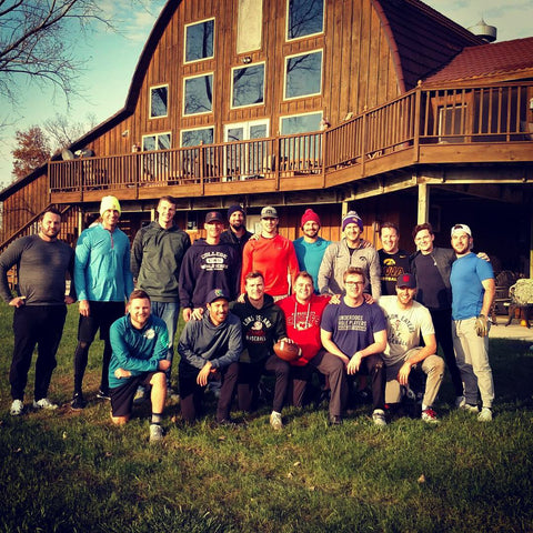 baseball bachelor party