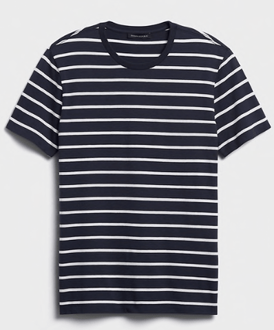 fathers day gift for new dad ideas - fashionable banana republic tshirt
