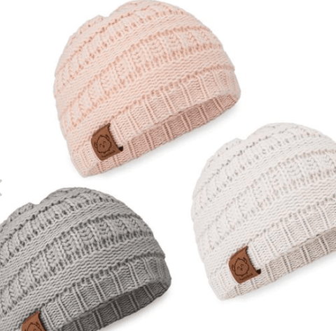fathers day gift for new dad ideas - beanies
