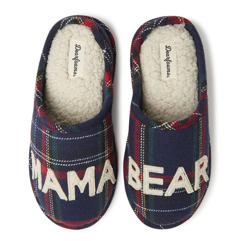 mothers day gifts from sons and daughters - mama bear slippers