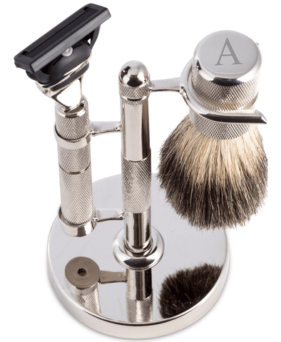 personalized fathers day gift ideas - shaving kit