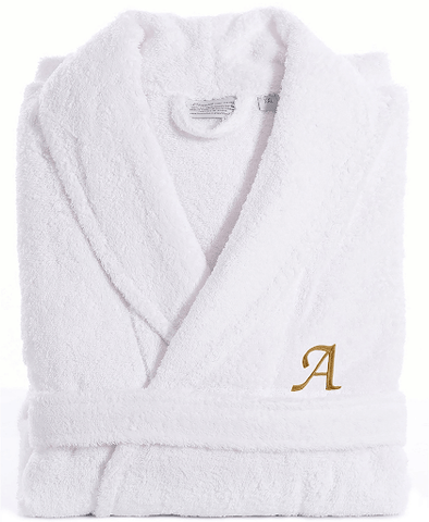 personalized fathers day gift ideas - bathrobe