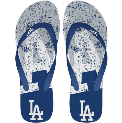 unique fathers day gift ideas from daughters - big logo flip flops