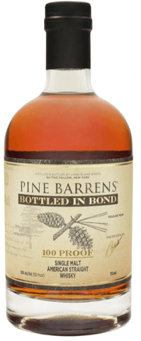 unique fathers day gift ideas from daughters - bottled in bond whiskey
