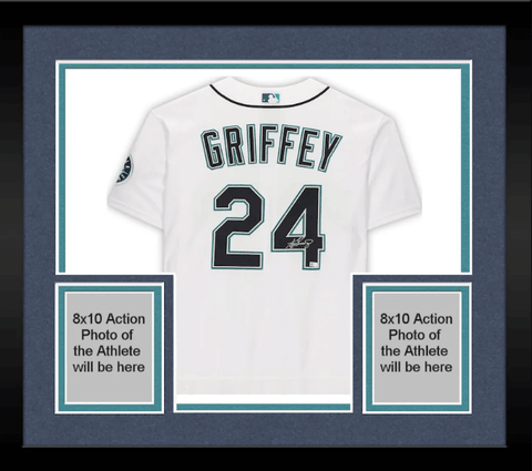 unique fathers day gift ideas from daughters - framed and autographed authentic jersey