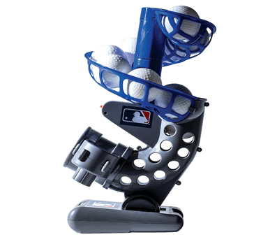 unique fathers day gift ideas from daughters - franklin sports MLB pitching machine