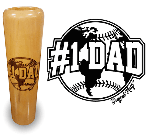 baseball bat gifts for dad