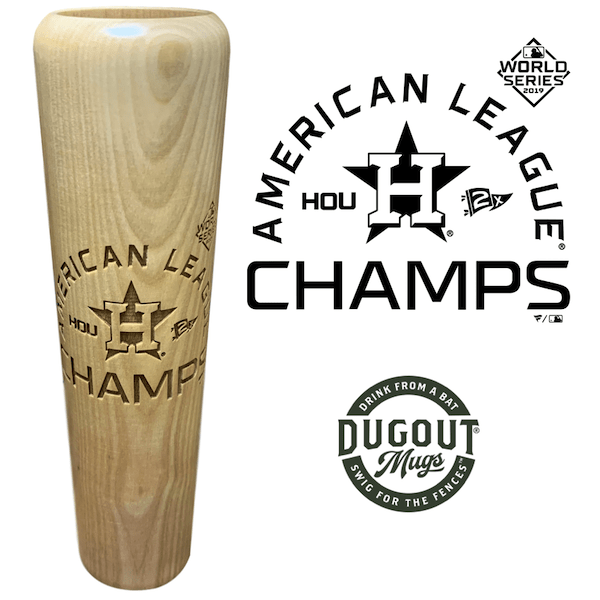 Houston Astros 2019 American League Champions Dugout Mug®