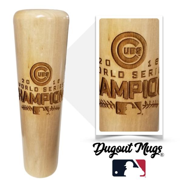 Chicago Cubs 2016 World Series Champions Dugout Mug®
