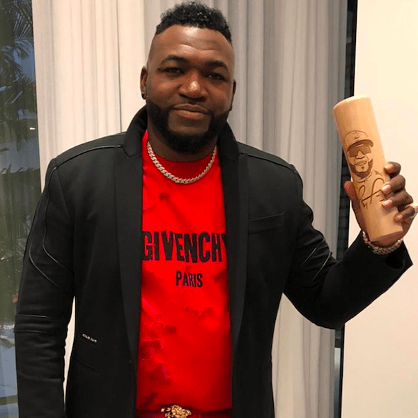 David Ortiz Children's Fund Dugout Mugs®