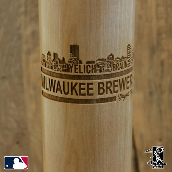 Milwaukee Brewers Skyline Series Dugout Mug®