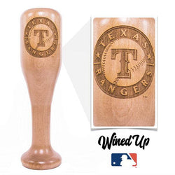 Rangers Wined-Up™ - Baseball Bat Wine Mug