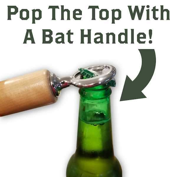 MLB Bottle Opener