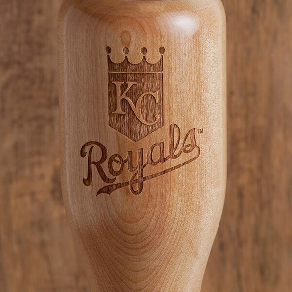 Kansas City Royals Wined Up® | Baseball Bat Wine Mug
