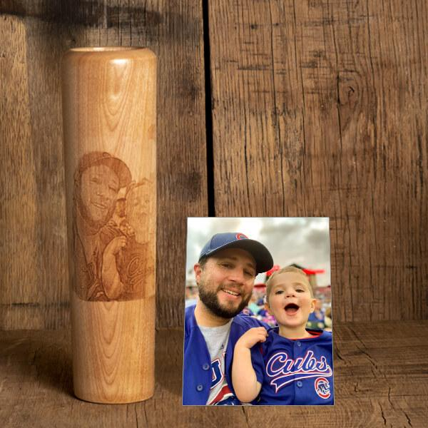 Put Your Photo on a Dugout Mug® | Baseball Bat Mug -