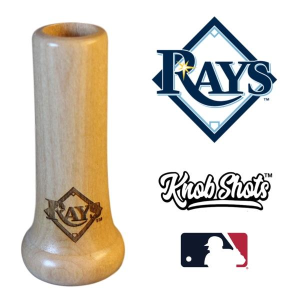 Tampa Bay Rays Bat Handle Shot Glass Baseball Gift
