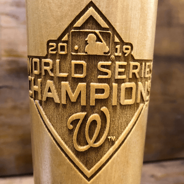 washington nationals baseball bat mug world series