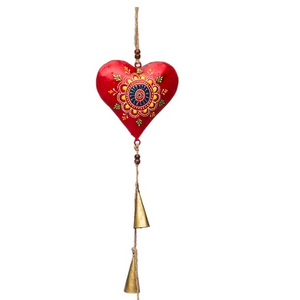 Heart Treasure Bells