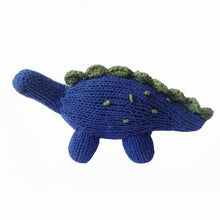 Load image into Gallery viewer, Knitted Dinosaur - Frank & Stella