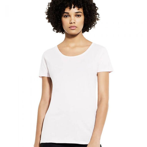 Organic Cotton Tee - White