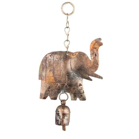Elephant Bell Hanging