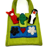 Finger Puppet Bag