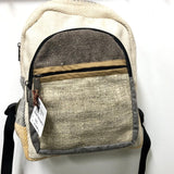 Hemp Backpack - Small