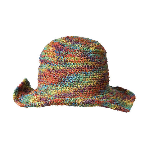 Hemp Crochet Hat