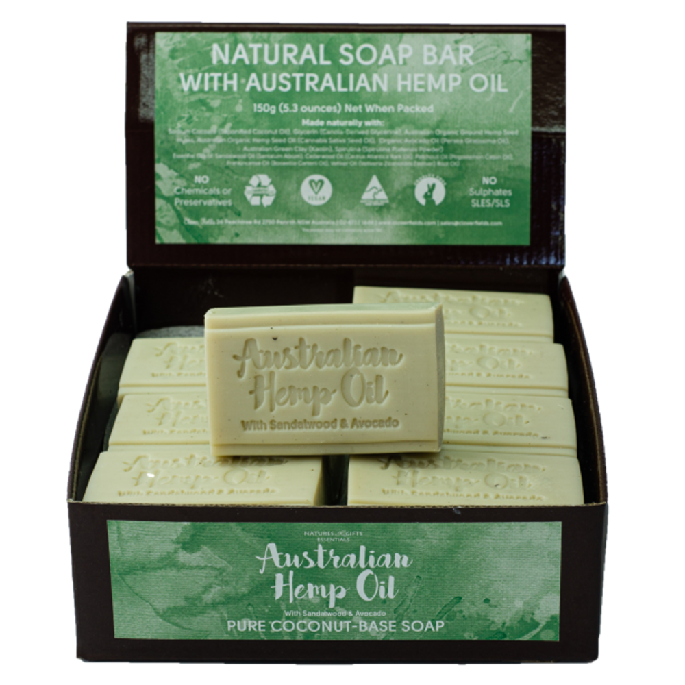 Soap Bar - Australian Hemp